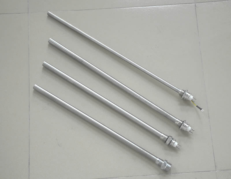 Heating tube special for towel rack